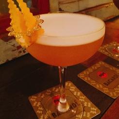 柑橘風味調酒